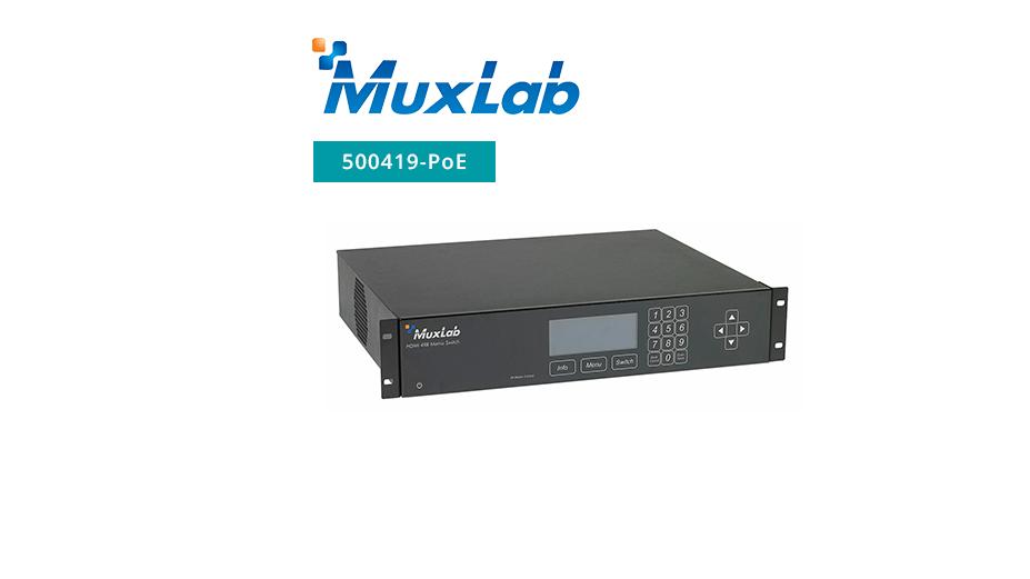 HDMI 4x8 Matrix Switch, 4x HDMI + 4x HDBaseT outputs