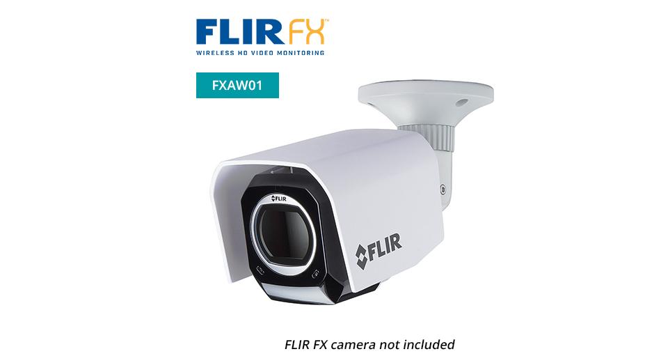 Flir FX Video Monitoring System Outdoor Housing