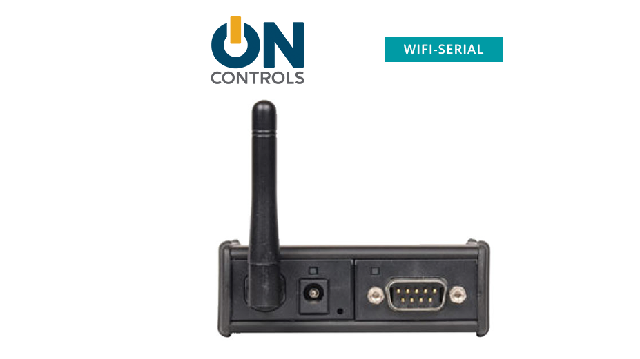 On-Link WiFi to Serial/RS232