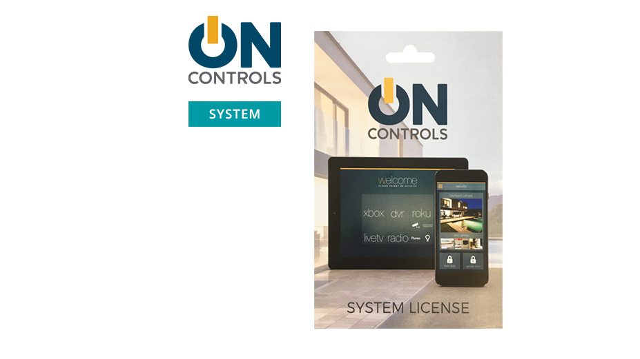 On Controls System License