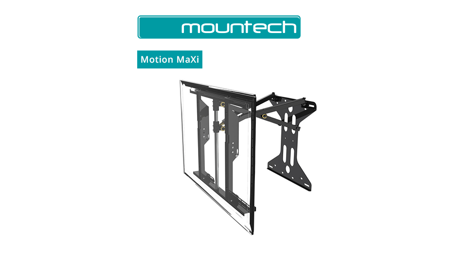 Easy glide full motion LCD/Plasma wall mount 37 ‐ 75""