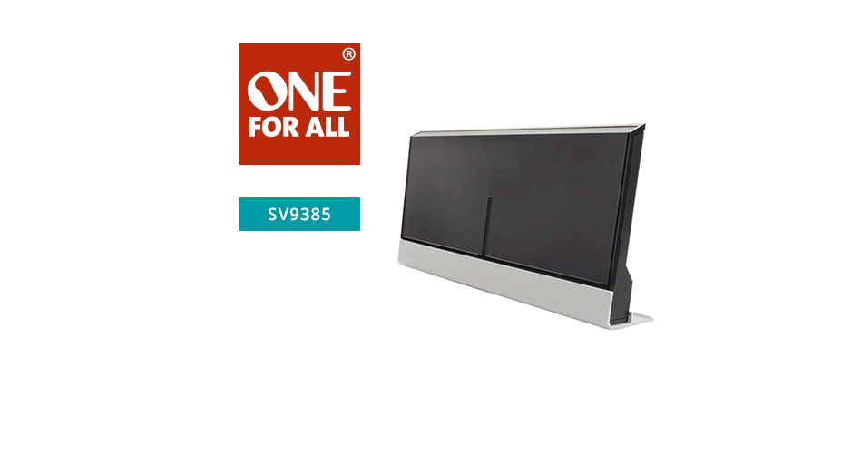 One‐For-All Full HD Indoor TV Aerial