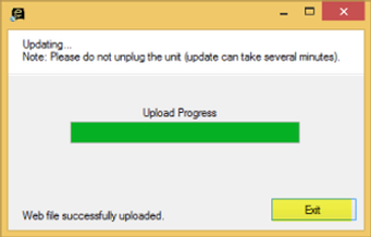 Upload Progress