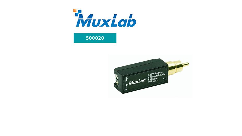 Digital Coax Audio Balun