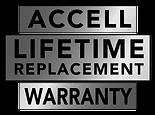 Lifetime Replacement Warranty