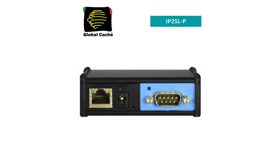 iTach - TCP/IP to 1 Serial/RS232 PoE Port