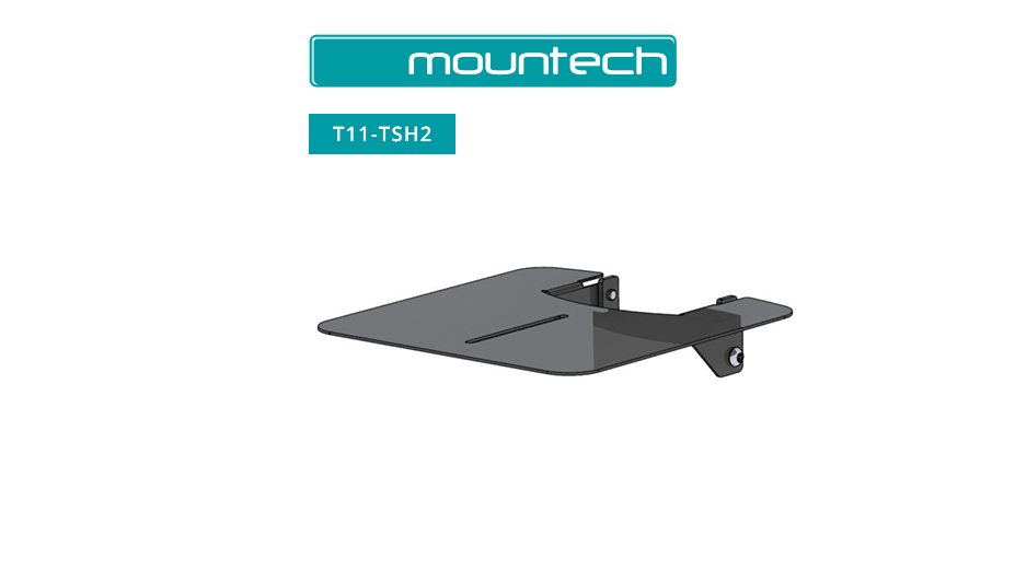 Video Conferencing Shelf Kit for T11