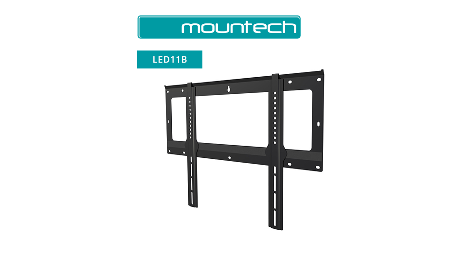 """Flush wall mount for flat screens 32 ‐ 55"""""""