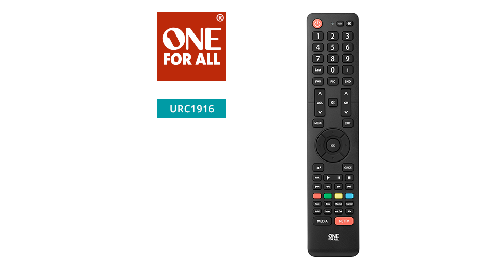 One‐For‐All Hisense