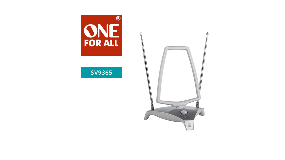 One‐For-All Performance Line Indoor TV Aerial