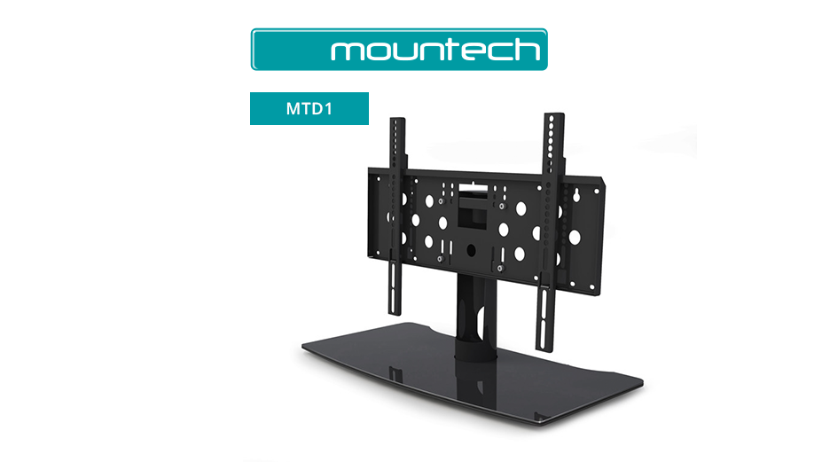 "Stylish table stand for screens 32"" - 52"""
