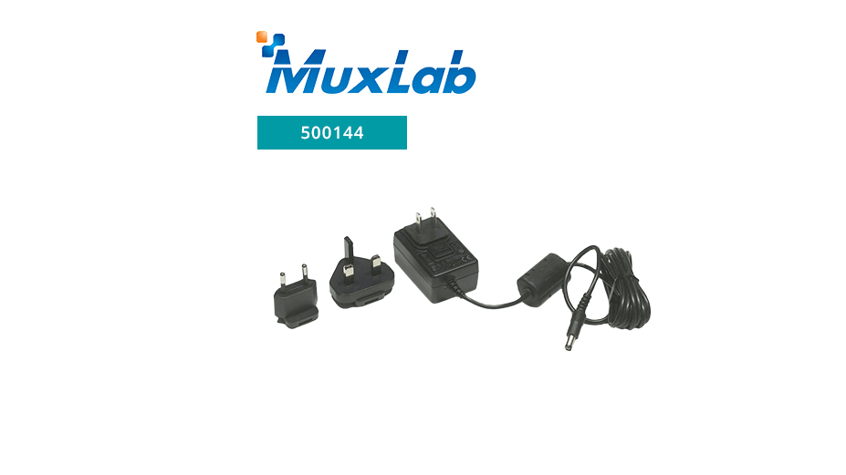 Power Supply (PSU) for Active VGA Over CAT 5 Extender