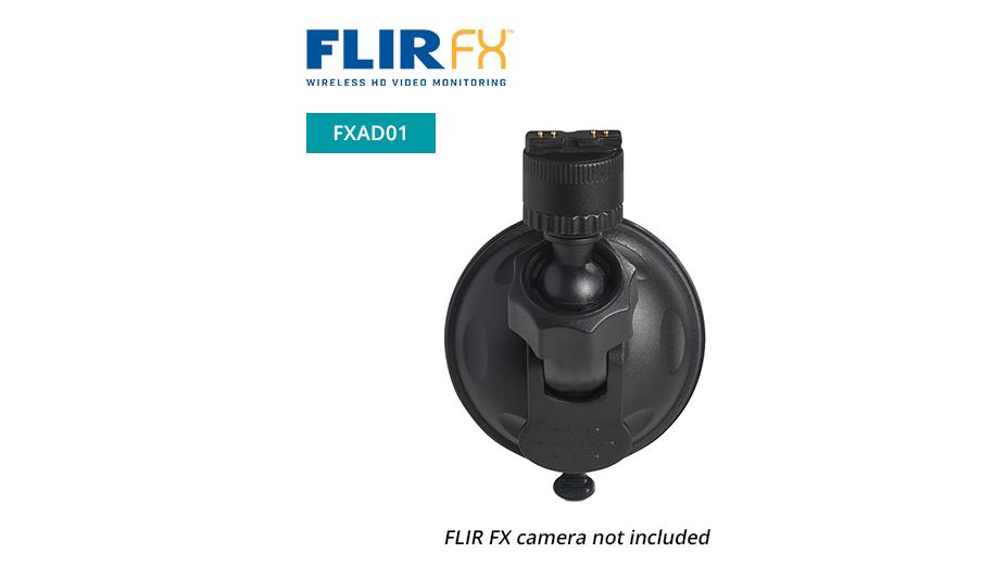 FLIR Systems Dash Mount Accessory (Black)
