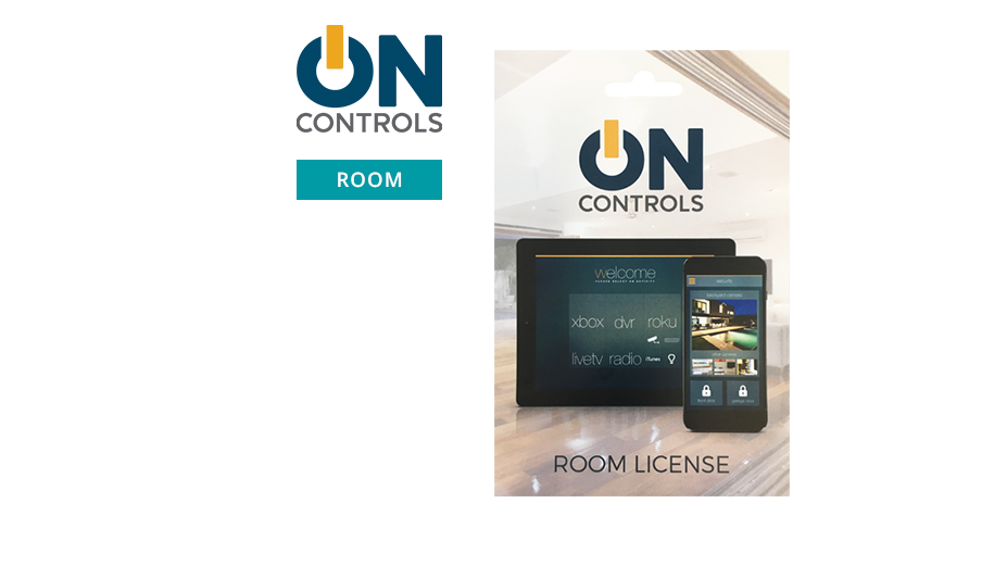 On Controls Room License