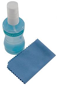 MT-M100 - Screen Clean Kit - Spray & Cloth