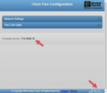 iTach Flex Configuration