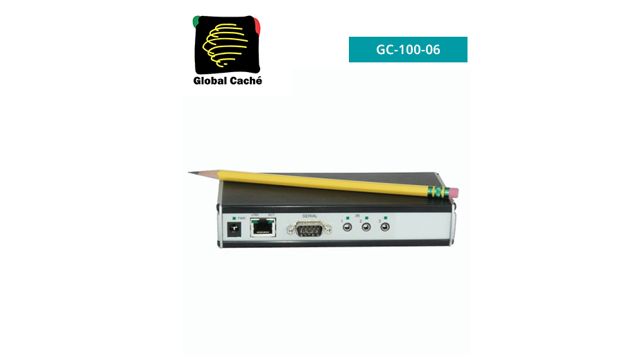 "6"" Network Adapter 3 IR & 1 Serial/RS232 Port"