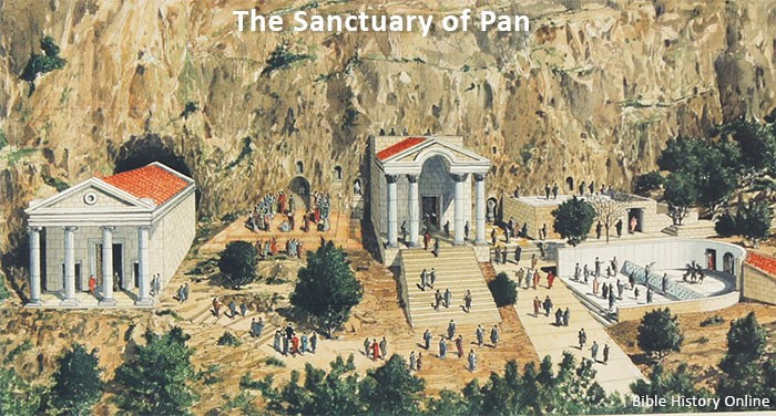 The Sanctuary of Pan