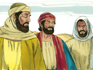 The Road to Emmaus - Sunday 11th April