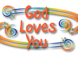 God's Love - Sunday Worship 10th January