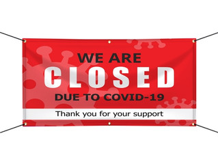 Closure of the Church during Covid 19