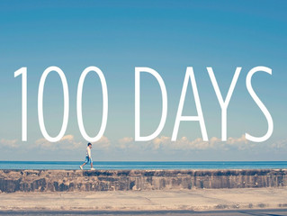Sunday 7 February 2021 - The first 100 days