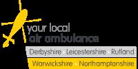 Logo for air ambulance