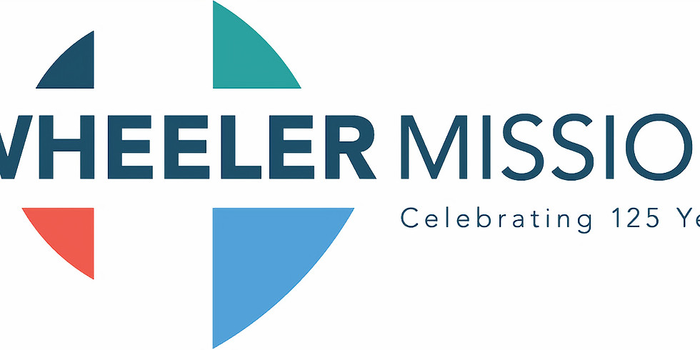 February Service - Wheeler Mission Donation Center