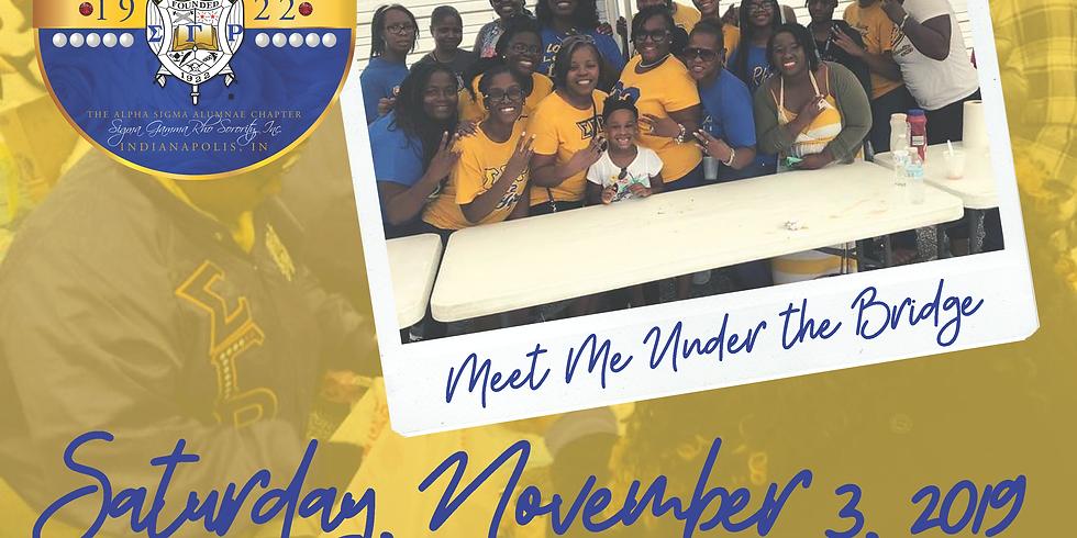 November Service: Meet Me Under The Bridge Ministry