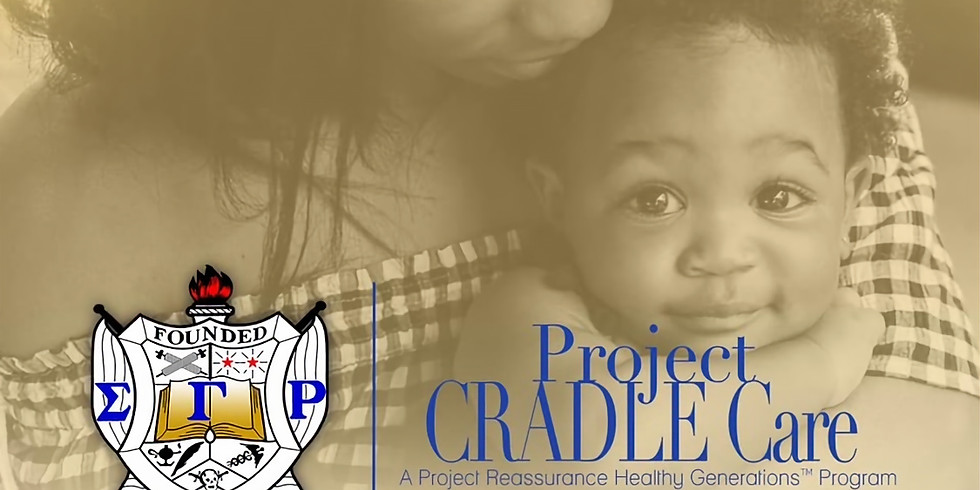 Project Cradle Care Packing Party