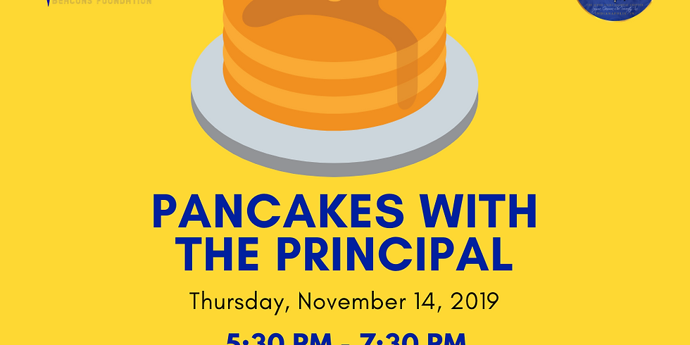 Pancakes with the Principal @ IPS 87