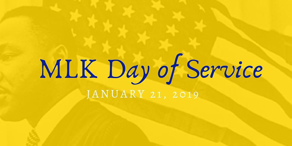 2019 MLK Day of Service