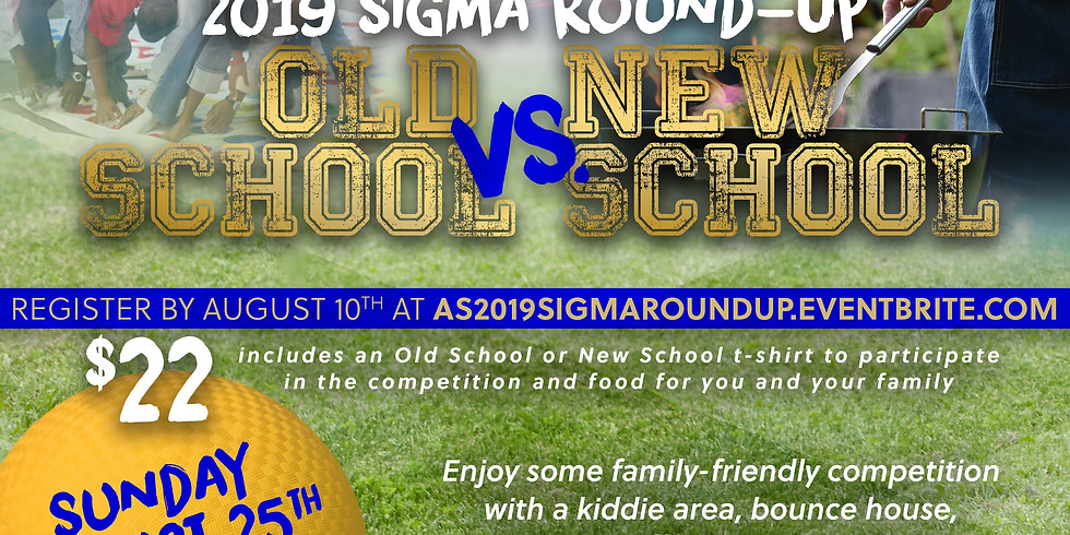 "2019 Alpha Sigma ""Old School vs New School"" Round Up"