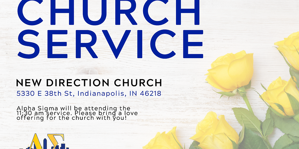 2019 Founders' Celebration: Church Service