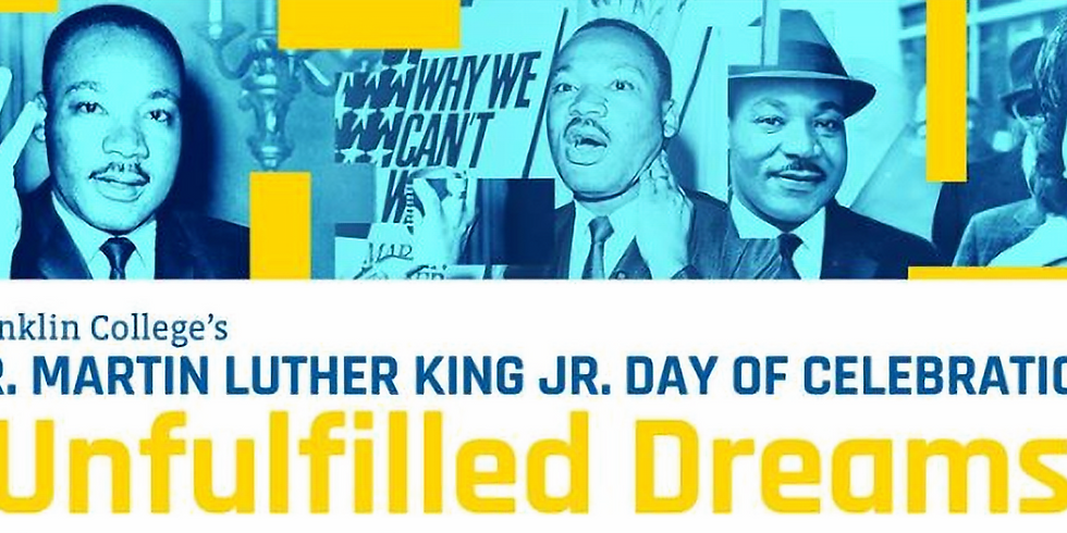 MLK Day Convocation Lecture at Franklin College