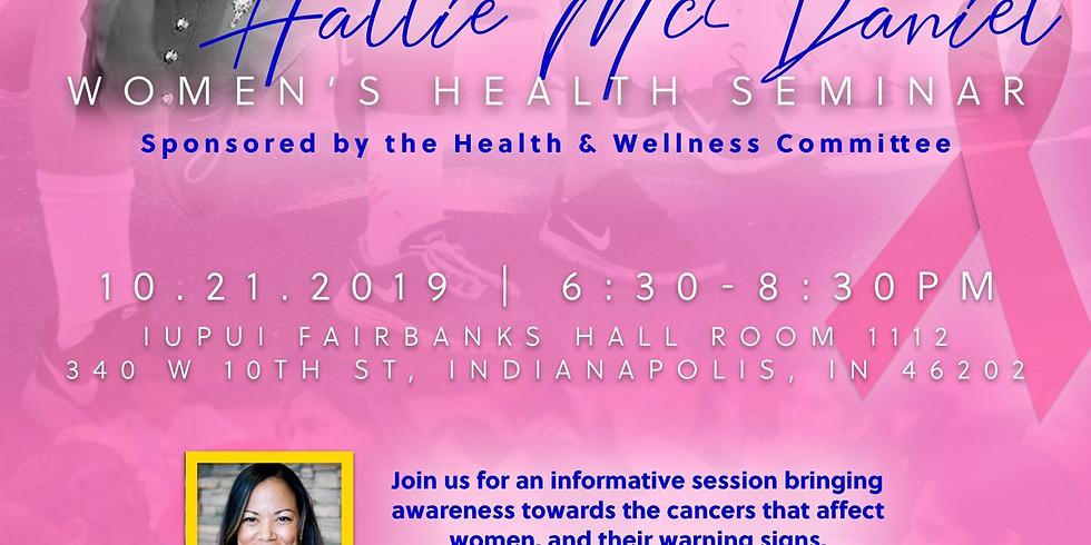 Hattie McDaniel Women's Health Seminar