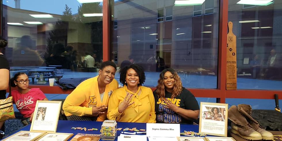 Black Heritage Celebration at Fishers High School