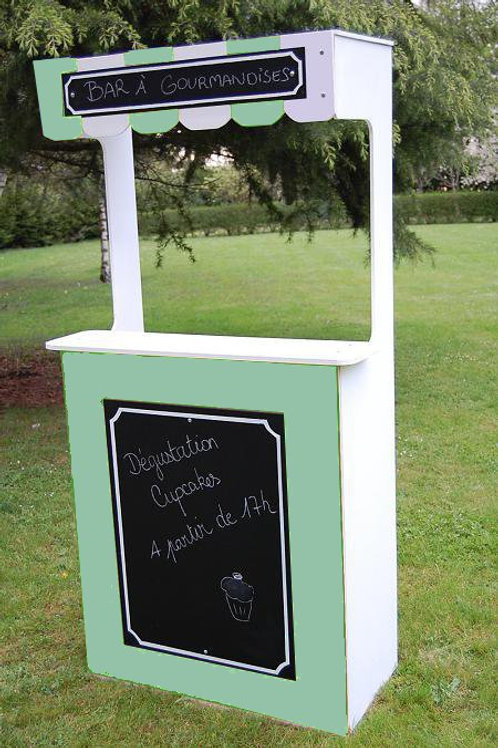 Location Petit Comptoir Vert d'Eau