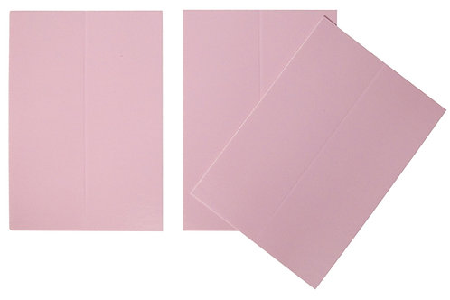 Vente marque-places en carton rose x10