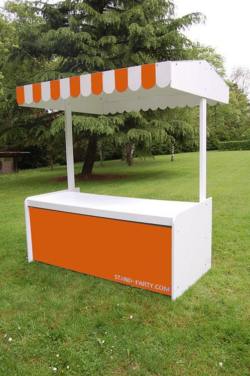 copie de Location Stand Traiteur Orange
