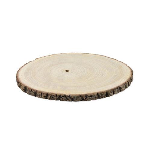 Location rondins de bois 35cm