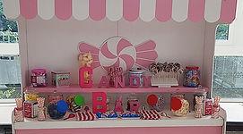 Candy bar rose