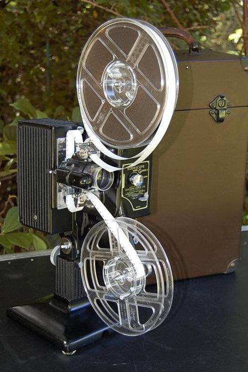 Location Caméra projecteur vintage