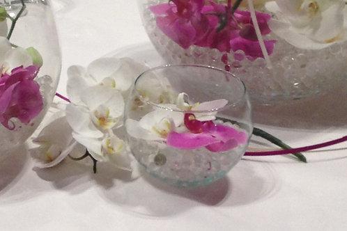 Location Vase boule 13cm