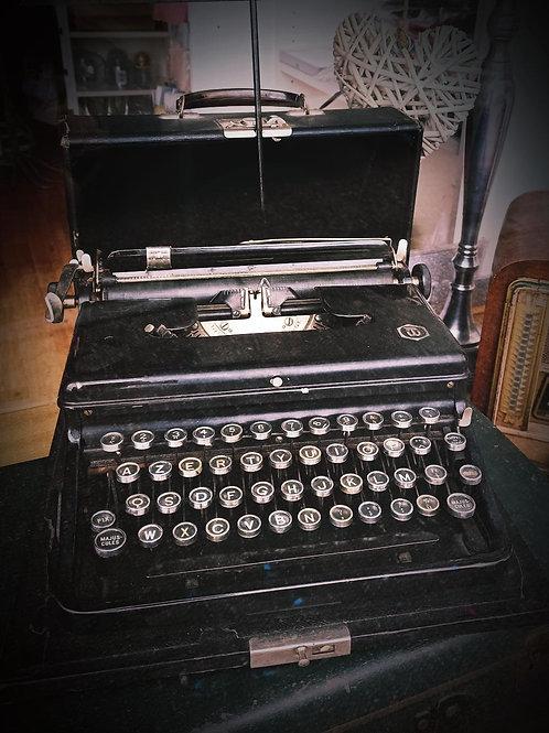 Location machine à écrire vintage
