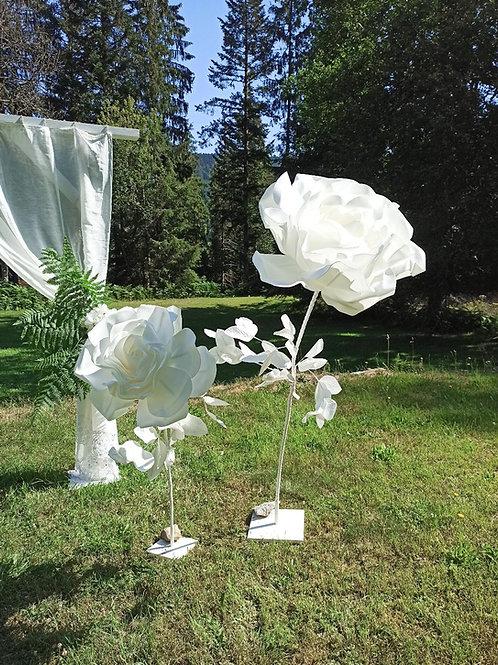 Location Fleur géante Grand Modèle