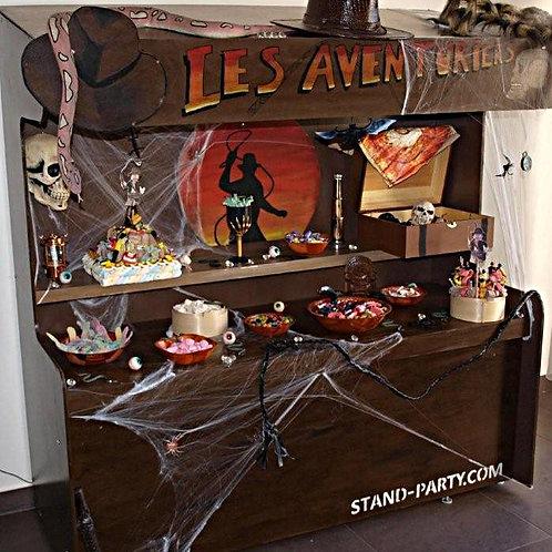 Location Bar à Bonbons Petit Modèle Aventurier