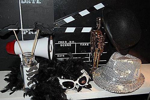 Location Accessoires photo booth cinéma