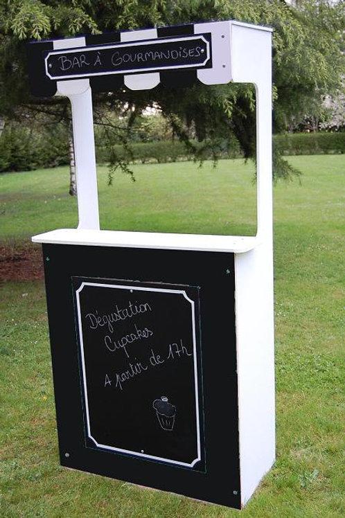 Location Petit Comptoir Noir