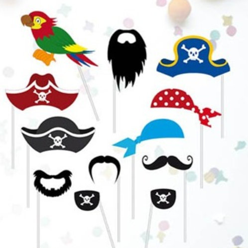 Vente kit photo booth PIRATES